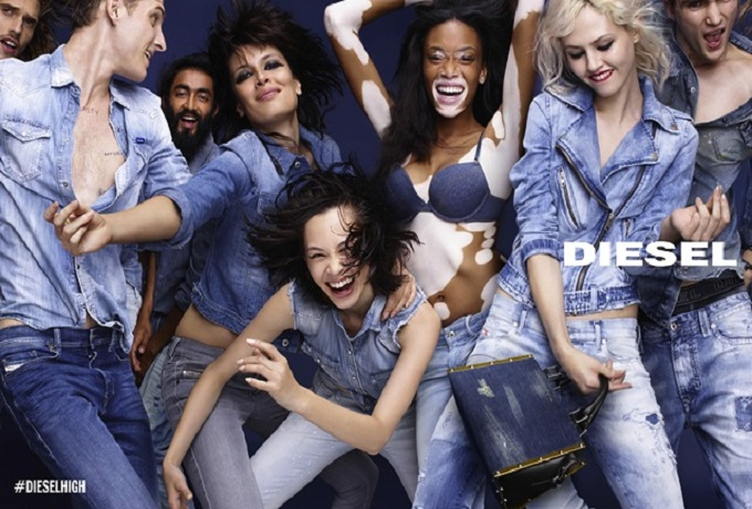 Diesel Covering: History Of A Clothing Large