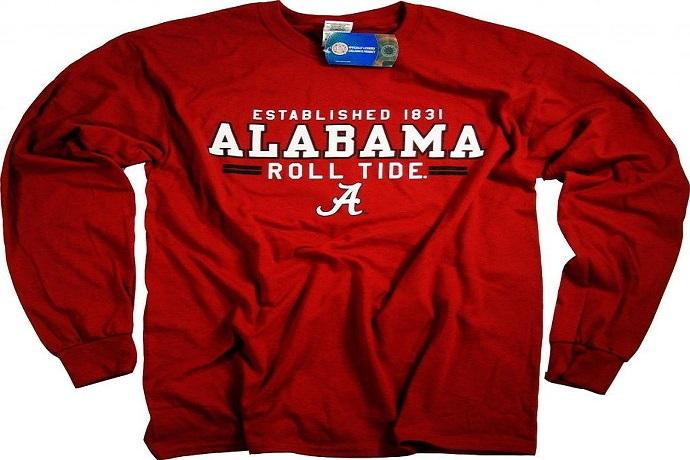 Reasons To Wear Licenced Alabama Attire