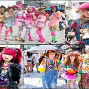 Teeny Boppers Go Crazy With Harajuku Fashion