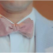 How to wear a bow-tie that will make you stand out during your next party