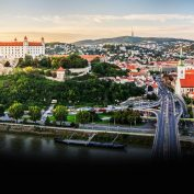 Bratislava amazing stag do activities